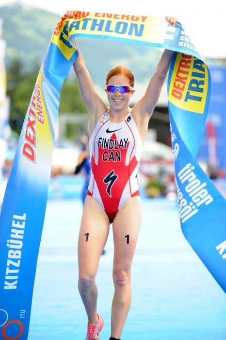 Bikes Online Canada >> Findlay makes it three for three - Triathlon Magazine Canada