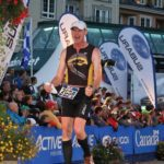Doug Austin you are an IRONMAN! (IRONMAN Mont Tremblant 2014)