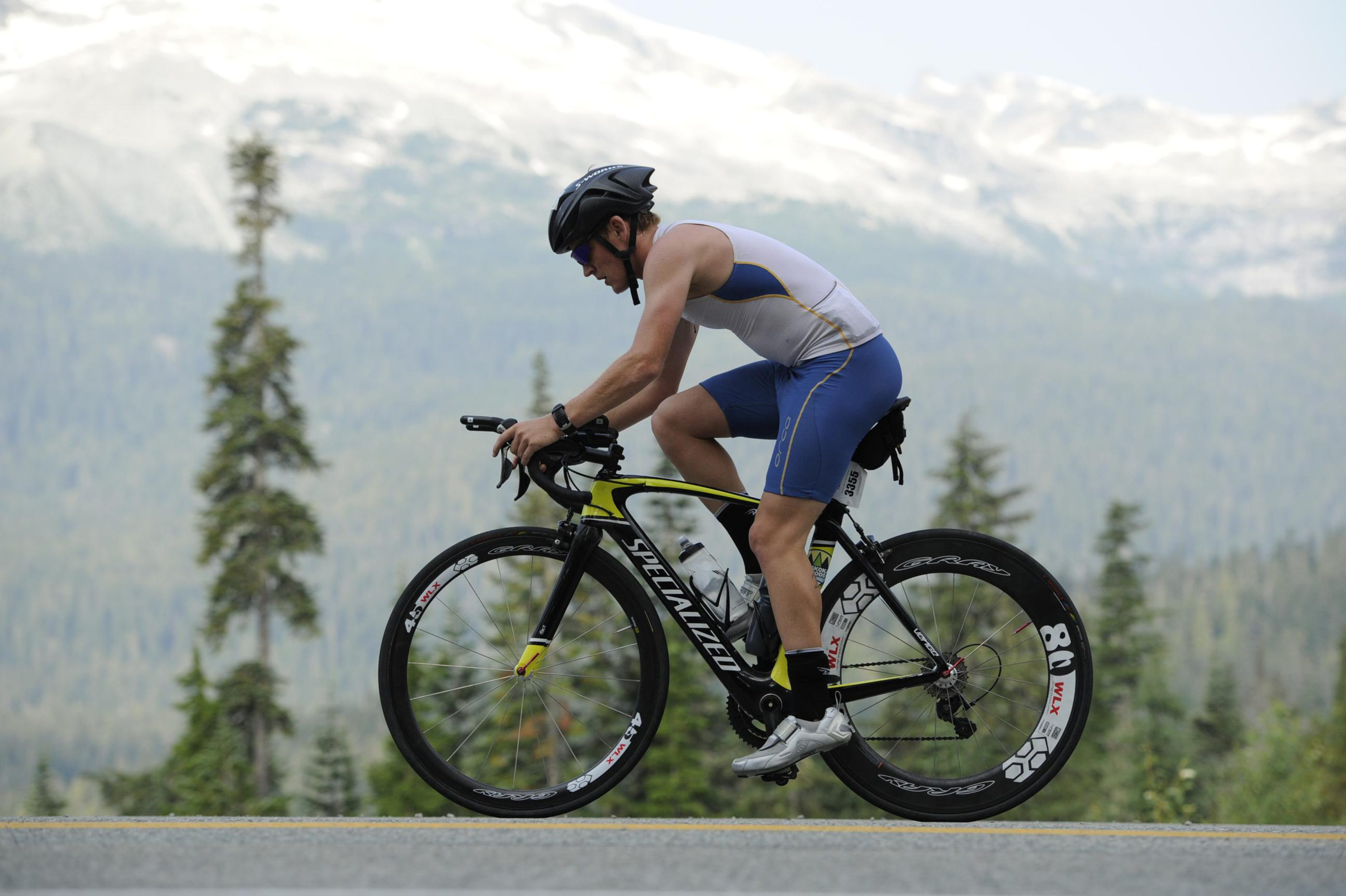 Canada's Ironman-branded bike courses