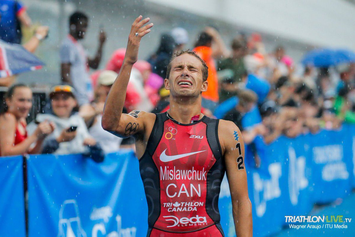 Performances of the year: Mislawchuk becomes first Canadian man to podium on the WTS - Triathlon Magazine Canada